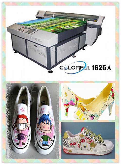 canvas shoe digital printing machine in houjie town