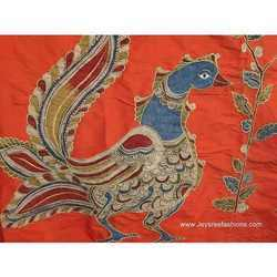 Beads Jal Work Embroidered Sarees