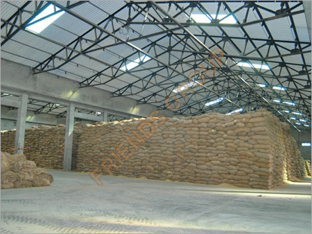 Dry Cargo Warehouse