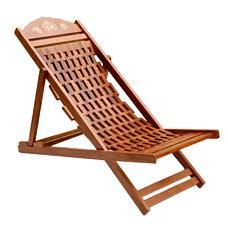 Wooden Crafted Easy Chair In Delhi Road Saharanpur