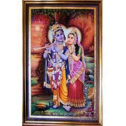 Lord Radha Krishna Painting