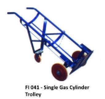 Single Gas Cylinder Trolley