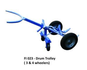 Drum Trolleys in  New Area