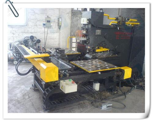 Steel Plate Punching Machine