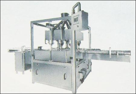 Dry Syrup Filling Machine