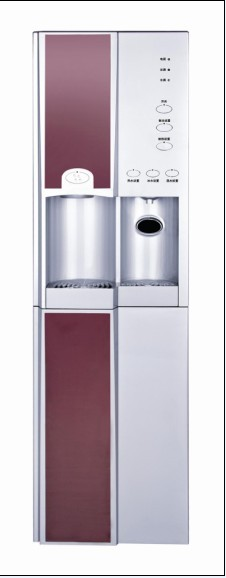 RO Water Dispenser with Ice-Maker