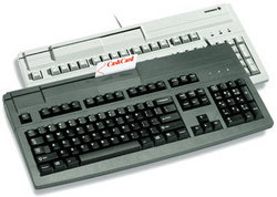 Keyboard With 3 Track Magnetic Card Reader