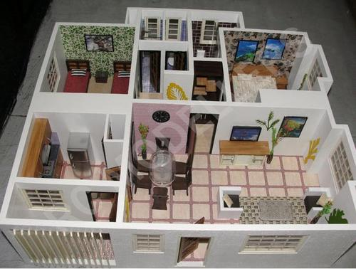 Astounding Doll House Interior Model In Tughlakabad New Delhi R C Largest Home Design Picture Inspirations Pitcheantrous
