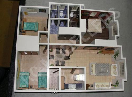 Doll house model in new delhi delhi r c modellers for New model small house