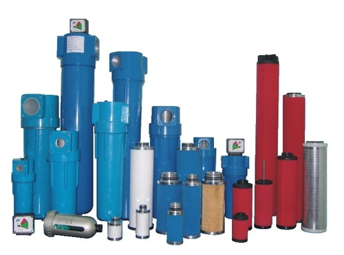 Micro Compressed Air Filter