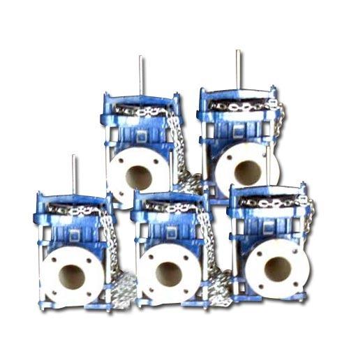 Chain Driven Valves : Glandless piston valve in ahmedabad gujarat r b