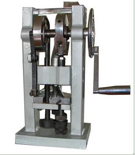 Manual Type Single Punch Tablet Press (TDP-0)