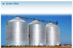 Grain Silos in  Bommasandra
