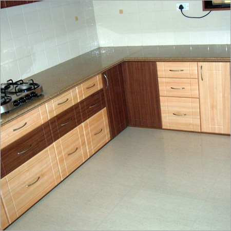 Kitchen Furniture in Rajkot, Gujarat, India - ACCURATE WOOD WORKS ...