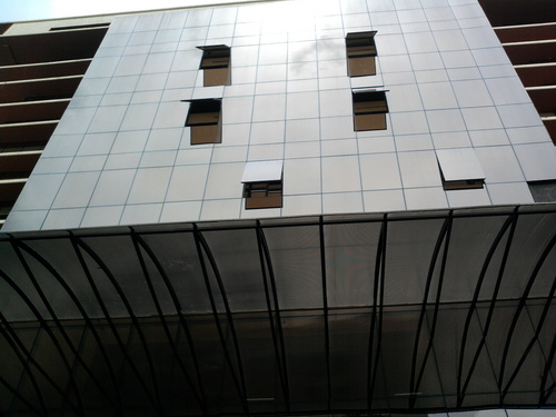 Structural Glass Fittings : Structural fitting spider glass glazing in dahisar e