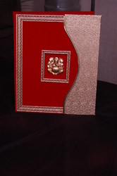 Antique Designer Album Folder in  Kanti Nagar West
