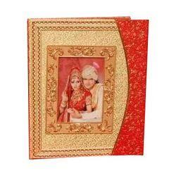 Rexin Designer Frame Folder in  Kanti Nagar West
