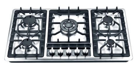 SS.5 Burner Gas Cooker