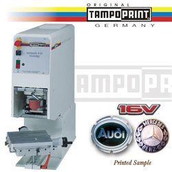 Hermetic 6-11 Economy Pad Printing Machine