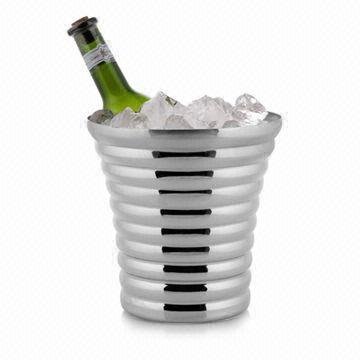 Stainless Steel Ice Buckets