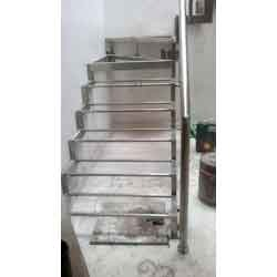 Stainless Steel Front Balcony Railings In Wazirpur Indl