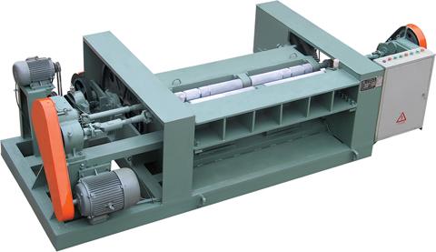 Hardwood Spindleless Veneer Peeling Machine