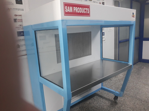 Laminar Flow Benches in  6-Sector