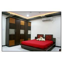 Bedroom interior designing in new aghapura hyderabad for Bedroom furniture sets hyderabad