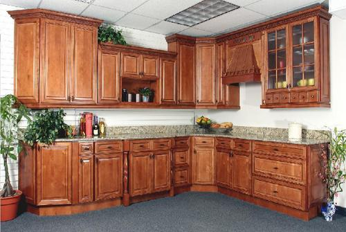 American Standard Wooden Kitchen Cabinets