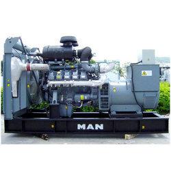 MAN Generators Repairing services