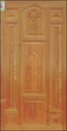 Burma teak carved door in c v raman nagar bengaluru for Teak wood doors in bangalore