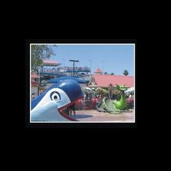 Fish Slide Water Park