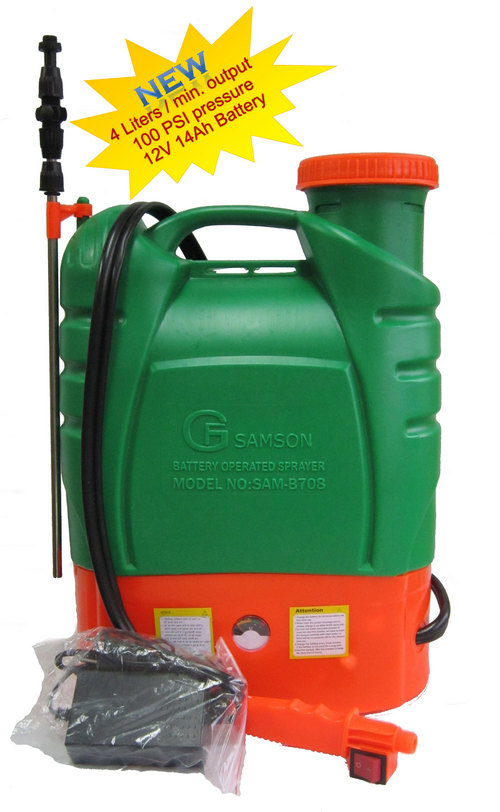 Battery Operated Garden Sprayer India Fasci Garden