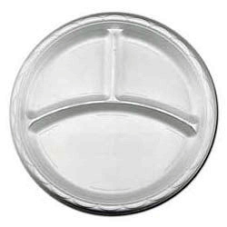 3 CP Foam Plates