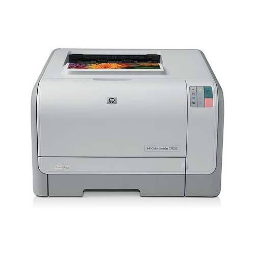 Color Laserjet Printer Maintenance