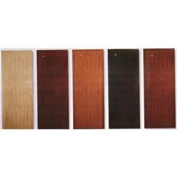 Single Panel PVC Doors