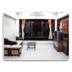 Interior Designing Of A Living Room In Lbs Marg Bhandup W Mumbai Classic Interiors