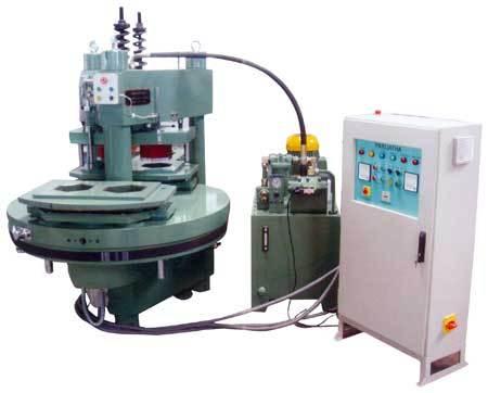 Automatic Tile Press