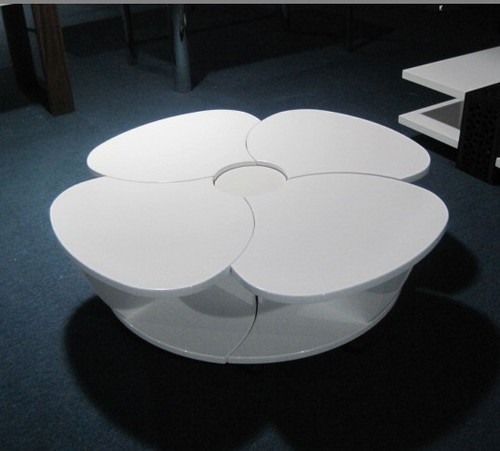 Newest coffee table center table design in tongqiao for Unique center table designs