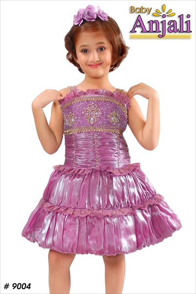 Baby Anjali Fashionable Dress