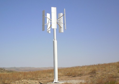 2KW Vertical Axis Wind Generator
