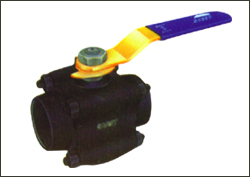 Two Piece Ball Valve in  Odhav