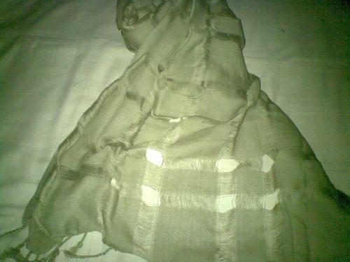Net Woven Ladies Scarves