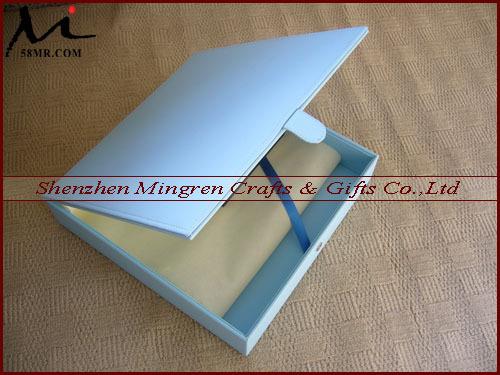 Leather Album Boxes