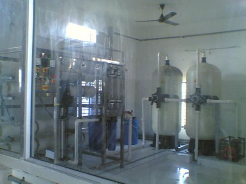 Water Treatment Plants Equipments
