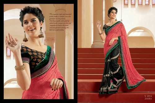 Bollywood Designer Saree in   Puna Kumbhariya Road