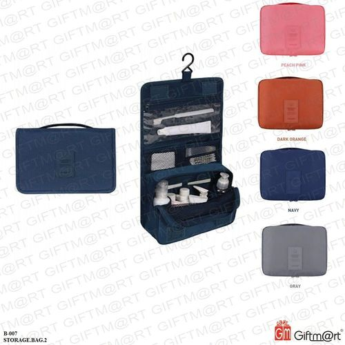 Hanging Toiletry Kit For Men & Women