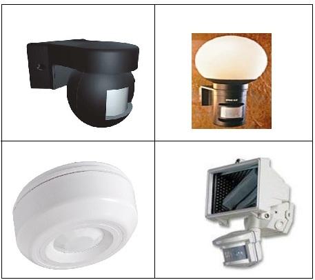 Pir Motion Sensors in  Akota (Vdr)