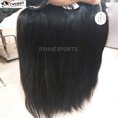 Raw Unprocessed Human Hair Indian Temple