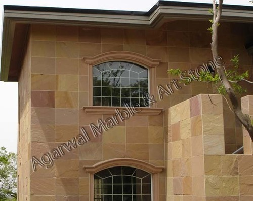 Exterior Wall Panels In Road No 1 Vki Jaipur Agarwal Marble Art Stone